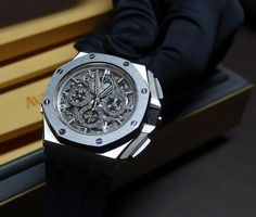 The Audemars Piguet Royal Oak Offshore Grande Complication