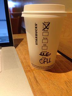 Caramel Flan Latte // wifi + luxury