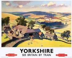 ART & ARTISTS: Railway Posters – part 5