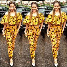 Creative Ankara Style for Ladies . Creative Ankara Style for Ladies African Print Dresses, African Wear, African Attire, African Women, African Dress, African Prints, African Clothes, African Inspired Fashion, African Print Fashion