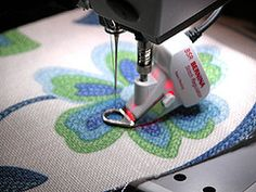 bernina quilting tips