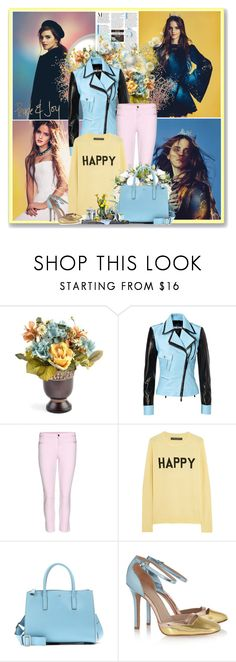"""""""Emma Watson for Wonderland Magazine"""" by glitterbaby77 ❤ liked on Polyvore featuring Emma Watson, Just Cavalli, Marni Edition, Sister By Sibling, Agave, Bastien, Anya Hindmarch, Jean-Michel Cazabat, Blue and celebrity"""
