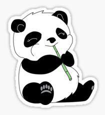 Pegatina Panda