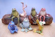 Froggez by Hippopottermiss.deviantart.com on @deviantART