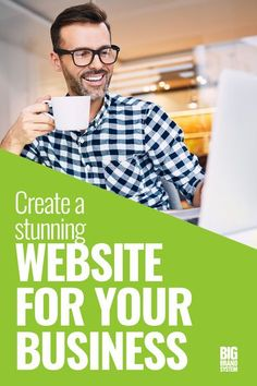 Publish your website in a week with the help of Pamela Wilson from BIG Brand System. You can follow her easy website building schedule so you will feel guided throughout the whole process. She's got your back don't worry! Get started today to grow your awesome online business.