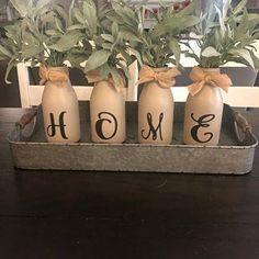 Mason Jars with Oliver Gal, Shadow Box, Farmhouse Table Decor, Rustic Farmhouse, Colored Mason Jars, Quart Mason Jars, Braided Area Rugs, Rustic Planters, Mason Jar Bathroom