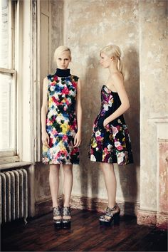 Erdem - Pre-Fall 2013 2014 - Shows - Vogue.it