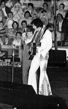 1977 3 26 For the second day in a row Elvis performed at the University of Oklahoma Lloyd Noble Center, Oklahoma City, Oklahoma