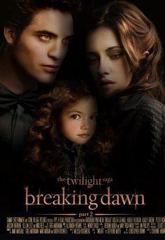 breaking dawn pt 2 - I Can't Wait