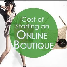 """The main goal of starting an online boutique is to make money. We all have heard the saying """"you have to make money to spend money"""", but when it comes to s"""