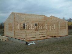 Domek letniskowy 8×7 – Producent domów i domków drewnianych letniskowych Wood, Woodwind Instrument, Timber Wood, Trees