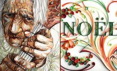 30 Astonishing Paper Illustration and Art works by Yulia Brodskaya. Follow us www.pinterest.com/webneel