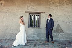 first look shot - i love this!!!! Photo courtesy of Ashley Rose Photography