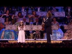 André Rieu & Amira - oh mio babbino caro > oh my dear papa > oh mein lieber Papa Soul Songs, Music Songs, Music Videos, Music Concerts, Leonard Cohen, Radio City Music Hall, Anthony Hopkins, Sound Of Music, My Music
