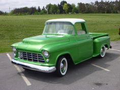 1955 chevy truck | 1955 Chevrolet Pickup – Win it!