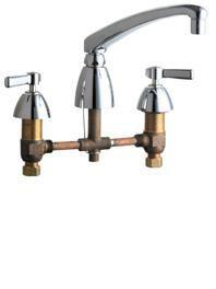 Kitchen faucet - industrial elegance