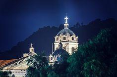 Cupula de la Catedral de Quetzaltenango by GalasdeGuatemala.com, via Flickr