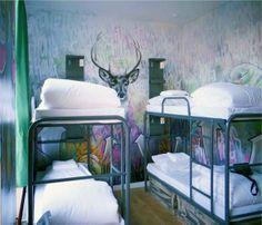 king kong hostel rotterdam design room