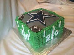 Dallas Cowboys Cake by Inphinity Designs
