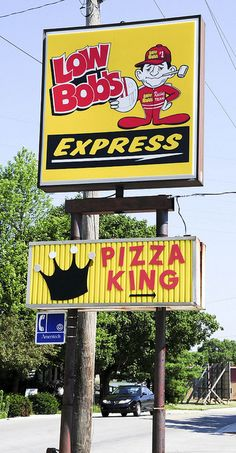 Pizza King....Indiana