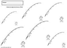 Apprendre à écrire en maternelle : graphisme