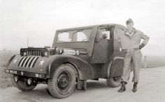 A different Willys Jeep!