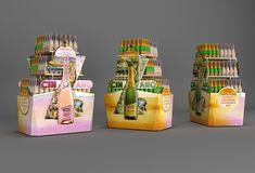 POSM stand Pepsico on Behance