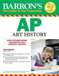 Barron's AP Art History, 2nd Edition by John B. Nici