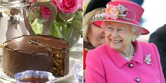 The Royal Wedding Cake Recipe Queen Elizabeth II Chocolate Biscuit Cake - Cake Queen Elizabeth Travels With Famous Chocolate, Melting Chocolate, Chocolate Heaven, Rich Tea Biscuits, Royal Recipe, Chocolate Biscuit Cake, Chocolate Desserts, Cookbook Recipes, Cake Recipes