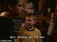 """You're a lone wolf. 