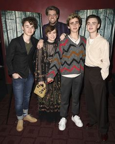 See the 'It' Losers Club reunite for Sophia Lillis' new movie 'Gretel & Hansel'
