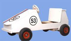 Home-Dzine - Make a DIY soapbox car