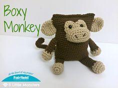 Boxy Monkey