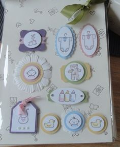 DSC04060   SU  baby card candy