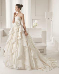 Rosa Clara Wedding Dresses 2015 - MODwedding