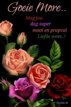 Happy Saturday Morning, Good Morning Greetings, Good Morning Quotes, Lekker Dag, Goeie Nag, Goeie More, Afrikaans Quotes, Christian Messages, Deep Thoughts