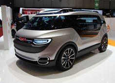 Electric car (vision)