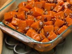 Orange Pecan Sweet Potatoes || Recipe for Togetherness