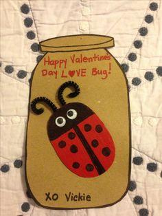 Valentine Craft- Love bug