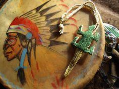 old Drum ..... #Indianer #Ausstellung #KarlMay #Powwow