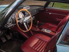 1968 Maserati Mistral Coupé 4.0 | I6, 4,014 cm³ | 255 bhp | Design: Pietro Frua