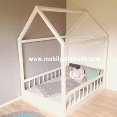 Mobilyada Moda Montessori Bed
