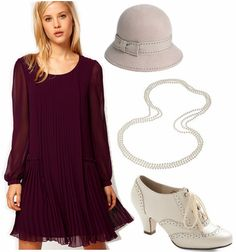 Outfit inspired by Zelda fitzgerald