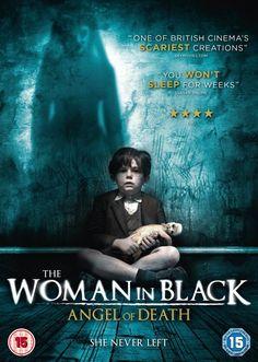 'The Woman in Black: Angel of Death' DVD Artwork