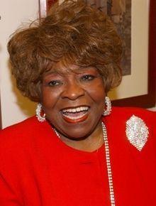 Albertina Walker influenced by Mahalia Jackson  AKA Queen of Gospel Music