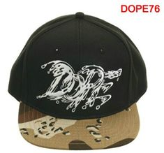 sports shoes aeb32 44fdc DOPE Snapback Hats