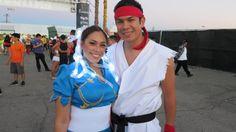 Tiffany (ihascupquake) & Mario (Red)