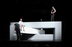 LILIOM, Theater Konstanz, Germany Stagedesign Sebastian Hannak