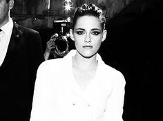 Kristen Stewart - Chanel FW'14 Haute Couture