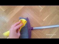 M Cómo evitar pelusas en la escoba | facilisimo.com